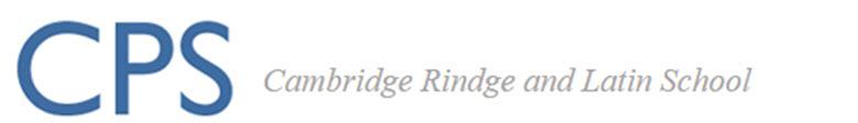 Cambridge Rindge And Latin Sch banner