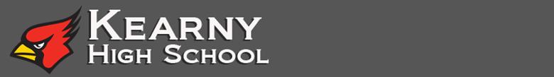 Kearny High School banner