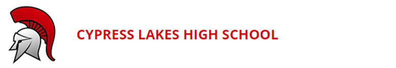 Cypress Lakes High School banner