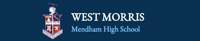 West Morris Mendham High School banner