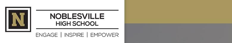 Noblesville High School banner
