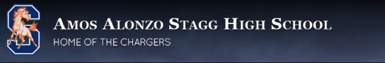 Amos Alonzo Stagg High School banner