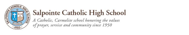 Salpointe Catholic High School banner