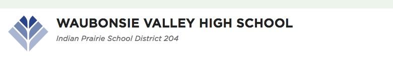 Waubonsie Valley High School banner