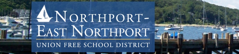 Northport High School banner