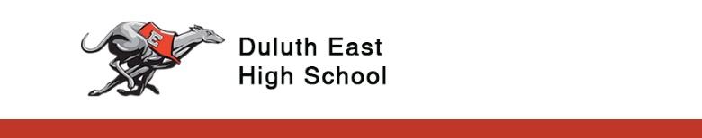 East High School banner