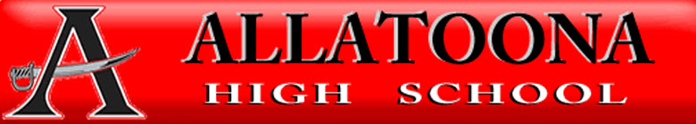 Allatoona High School banner