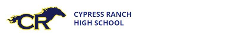 Cypress Ranch High School banner
