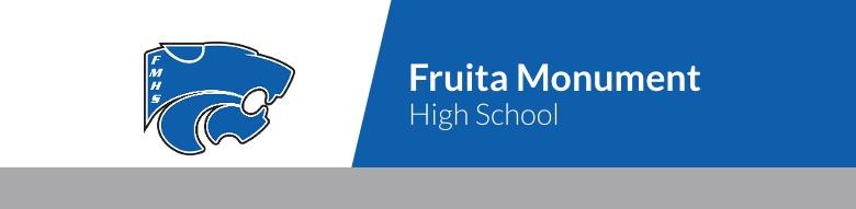 Fruita Monument High School banner