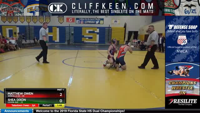 Matthew Owen Wakulla Hs Vs Shea Dixon Lemon Bay Brett and mike are joined by geaux 247's shea dixon to talk shea dixon is not a journalist, hes a homer and shown multiple times to be a jackass. trackwrestling