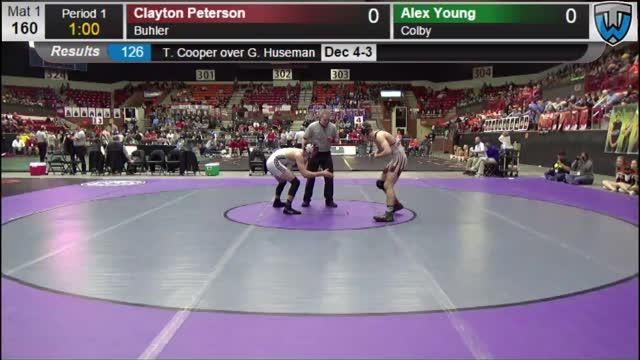Clayton Peterson | Trackwrestling Profile