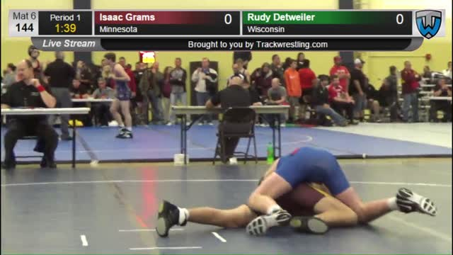 Rudy vs roman wrestling