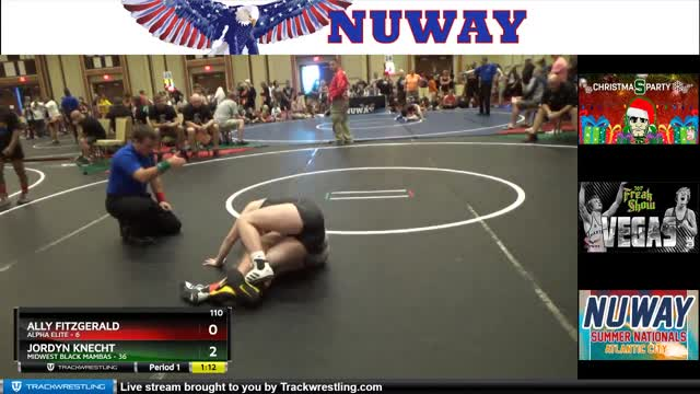Wrestling tips from a ally