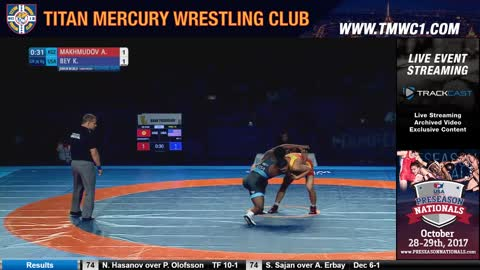 High School, College & Olympic Wrestling Videos, News