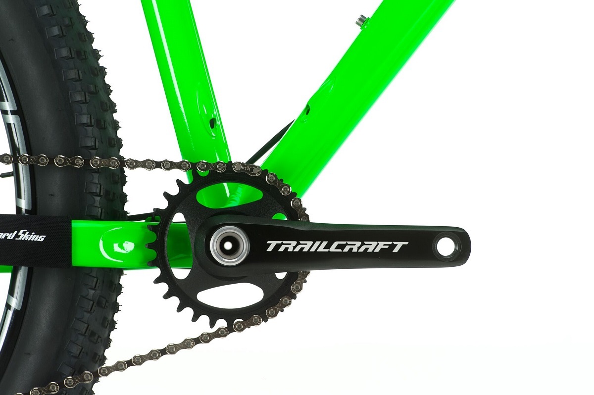 Mountain Bike Crankset >> Trailcraft Direct Mount Cranks Trailcraft Cycles