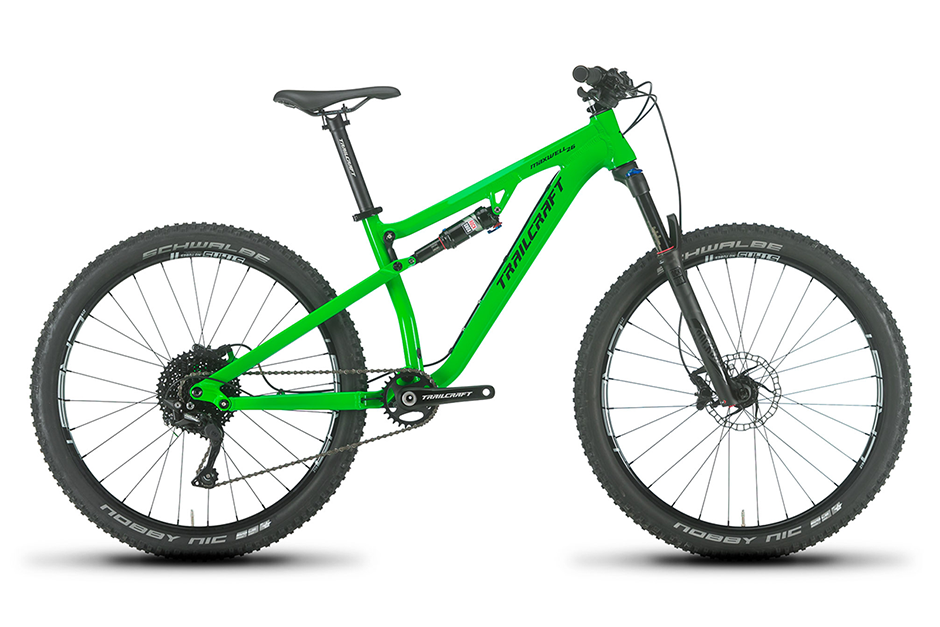 Maxwell 26 | Trailcraft Cycles