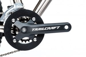Trailcraft 2x Crank Option