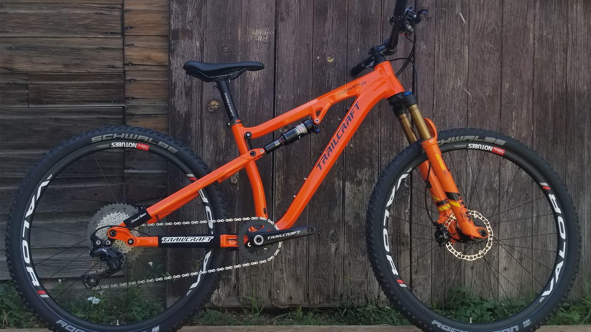 Custom Builds | Trailcraft Cycles