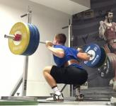 Hatch Squat (Back and Front) + Weightlifting Technique Cycle (Part 1)