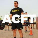 GPS Army Combat Fitness Test ACFT Train-Up