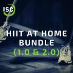 ISC - HIIT At Home Bundle (1.0 & 2.0)