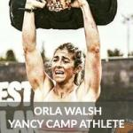 Yancy Camp With Orla Walsh