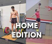 Athletic Training - Home edition