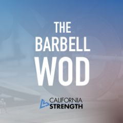 The Barbell WOD