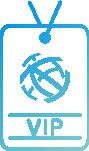Vip badge