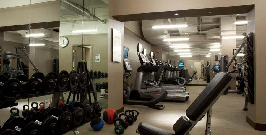 37 west 21st street gym