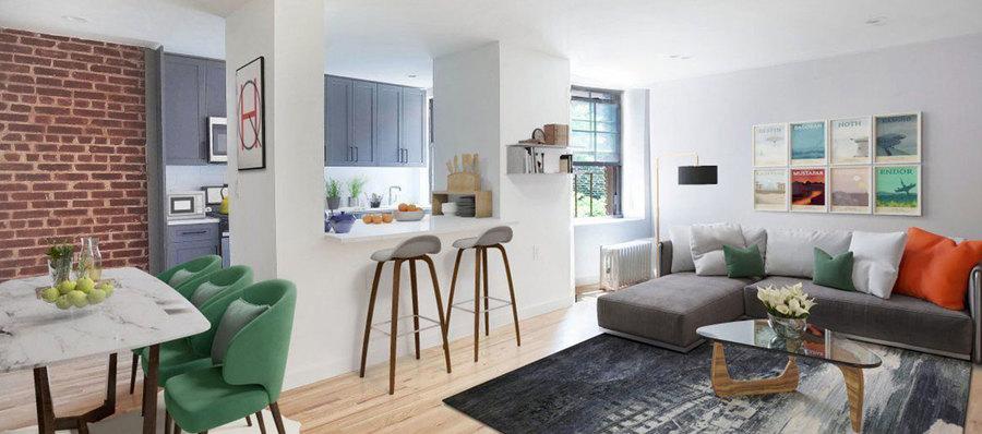 Dunbar living room 1