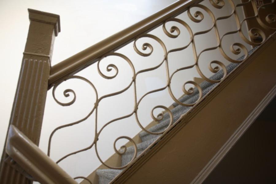Sullivan mews stairwell