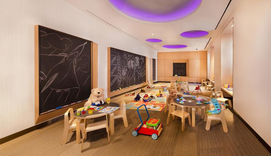 1214 fifth avenue childrens playroom
