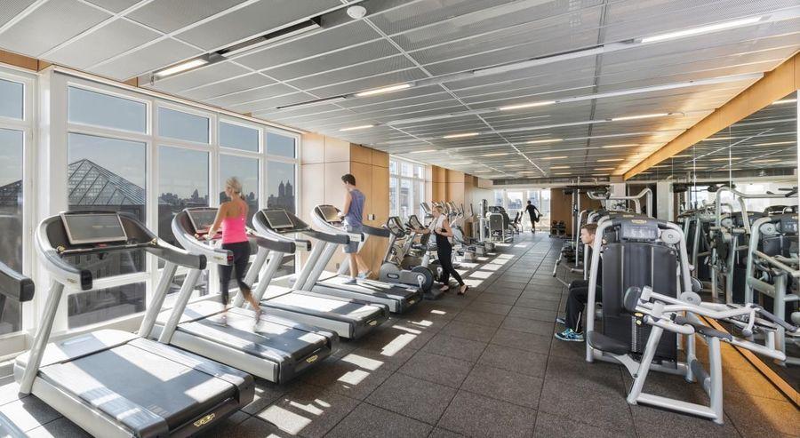 1214 fifth avenue gym