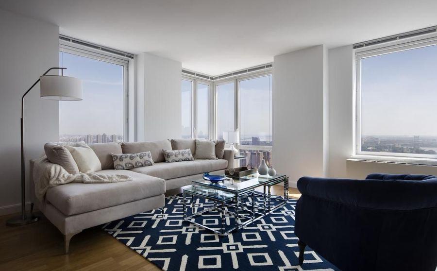 1214 fifth avenue living room
