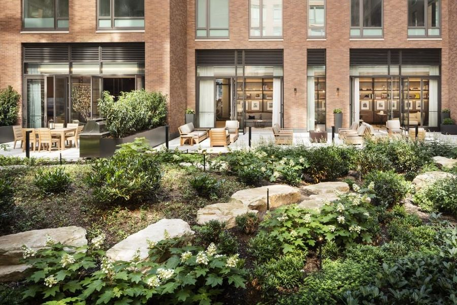 480 main street courtyard