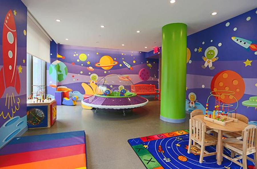 160 west 62nd street childrens playroom
