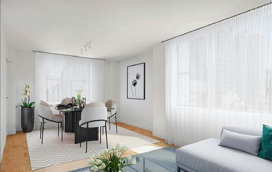 45 west 60th street living room1