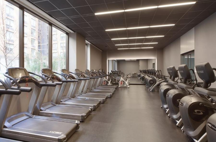 Gotham west gym