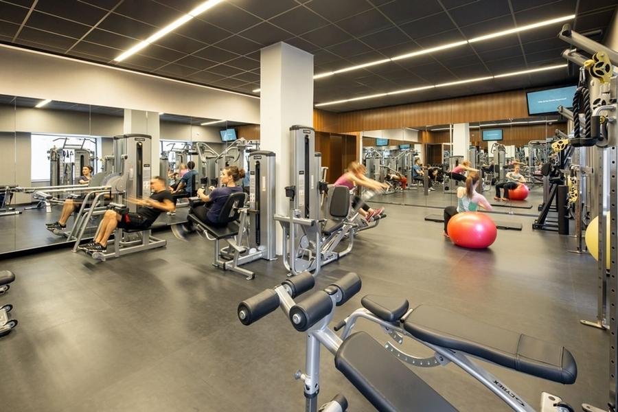 Gotham west gym1