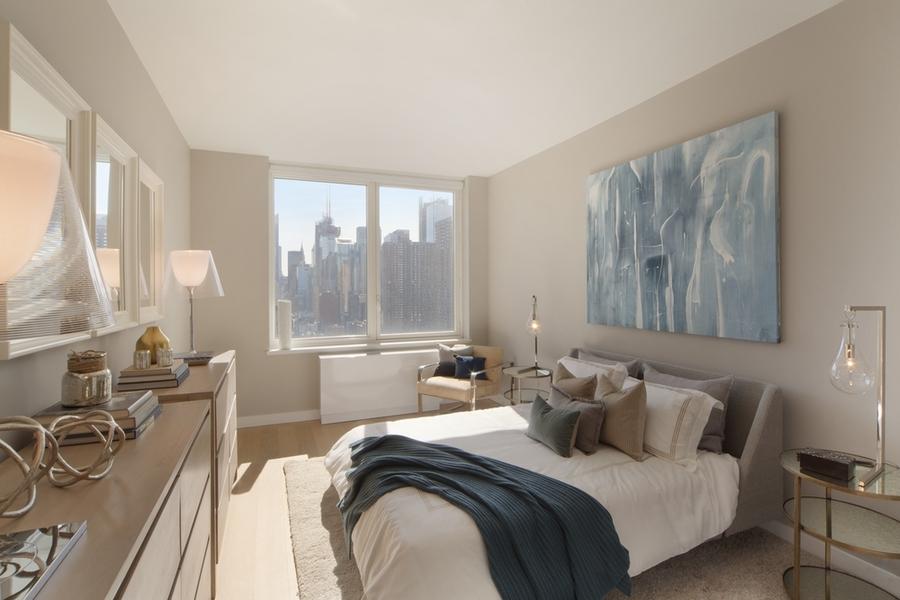 Gotham west bedroom1