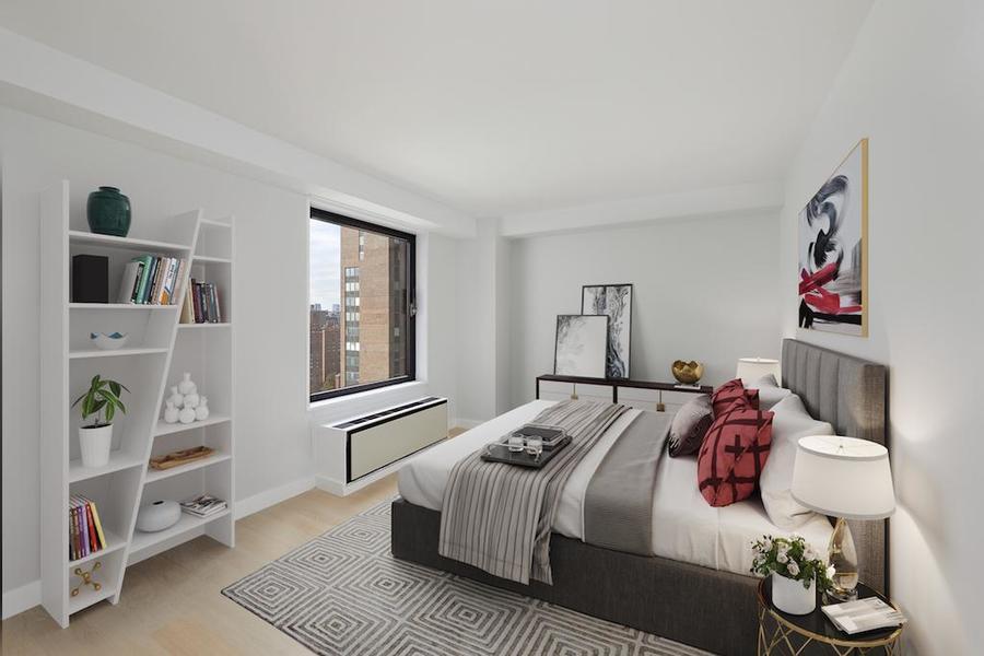 Waterside plaza bedroom1