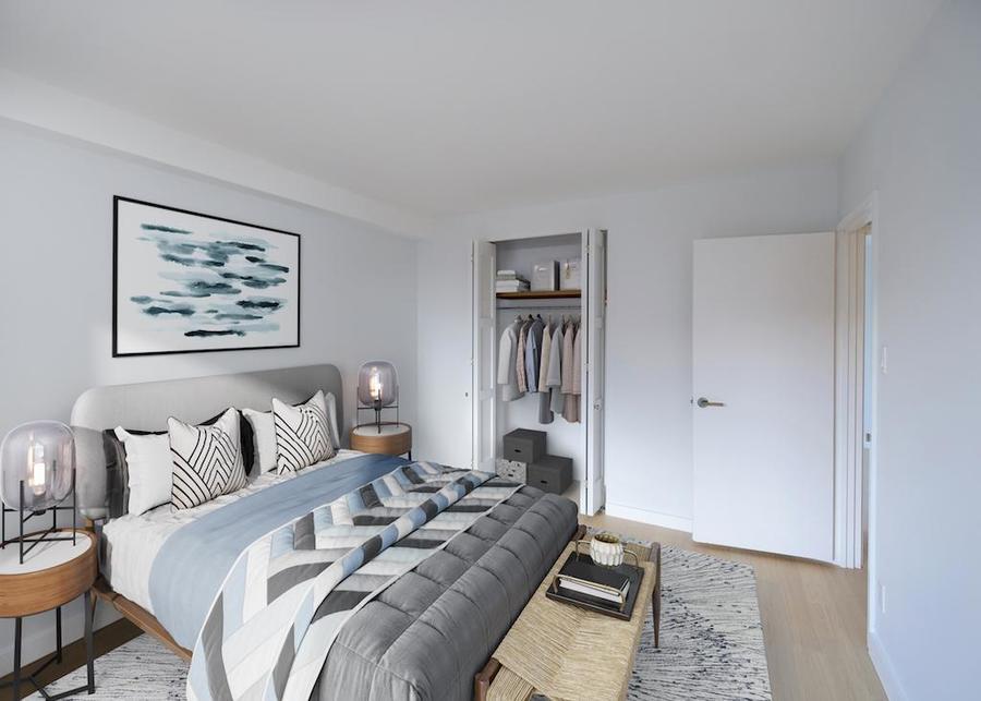 Waterside plaza bedroom3