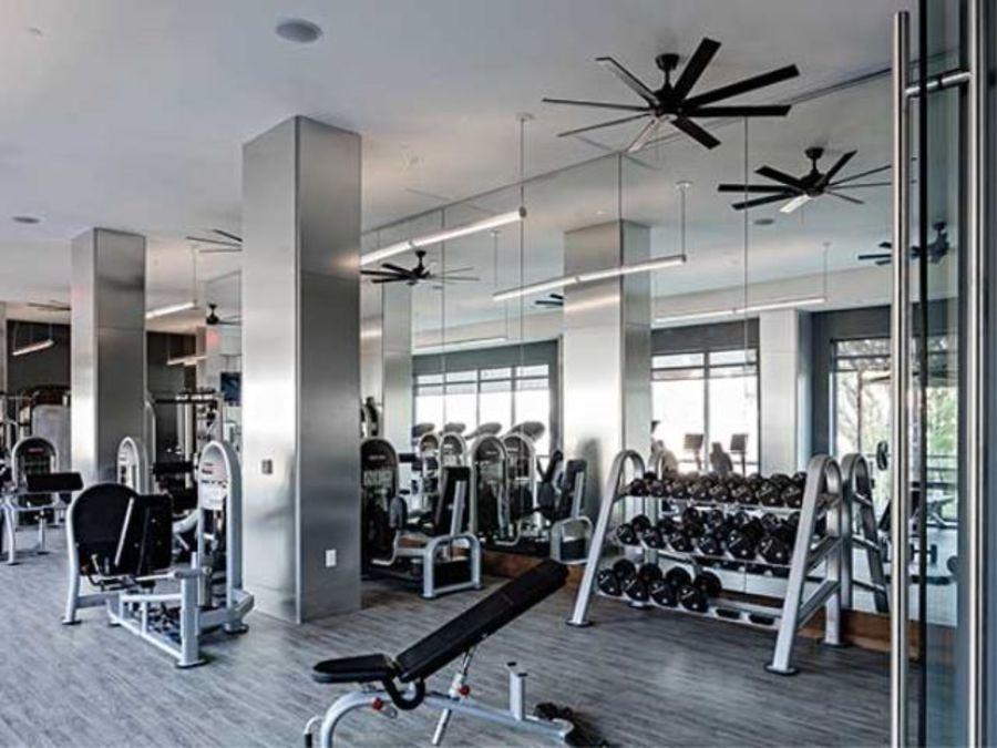 1501 voorhies avenue gym1