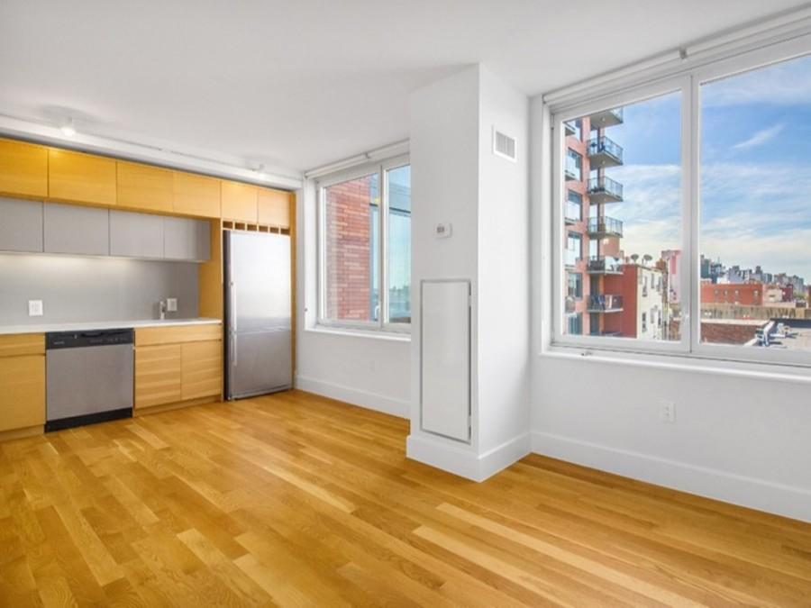 150 fourth avenue living kitchen