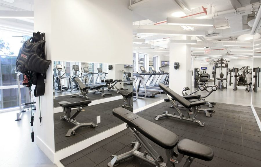 66 rockwell place gym