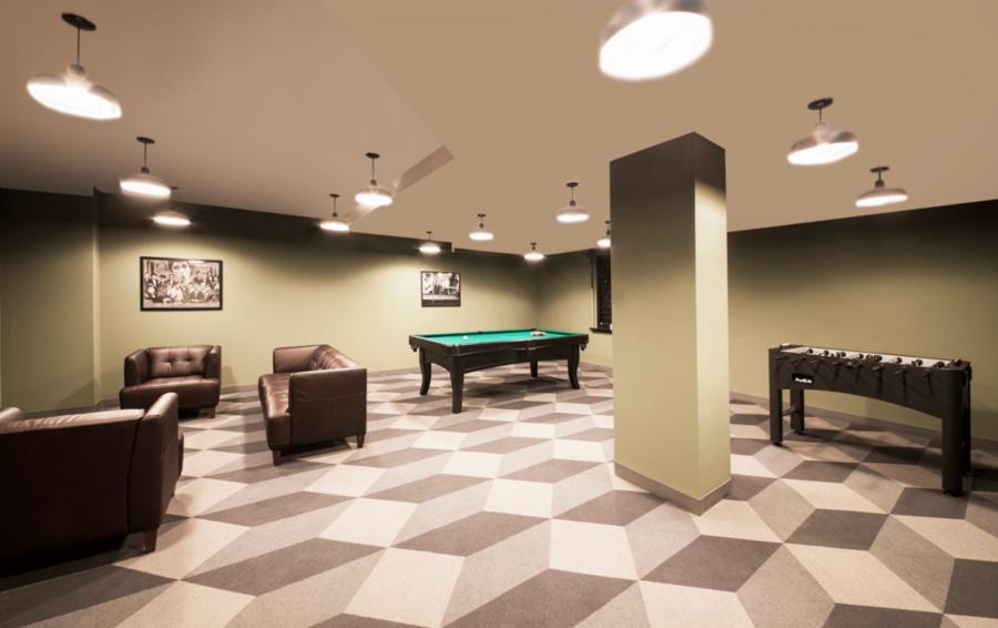 33 caton place lounge