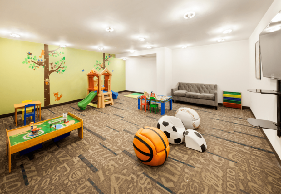 33 caton place childrens playroom