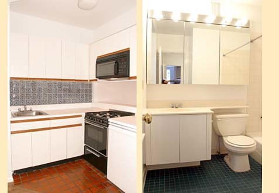 324 east 81st street kitchen bathroom