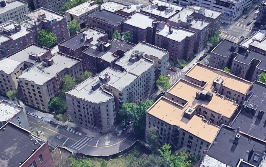 725 west 184th street aerial1